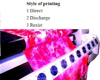 style of printing