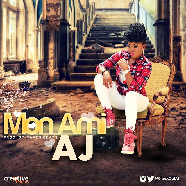 Mon Ami by AJ: Former Star Quest Winner Releases New Single (DOWNLOAD Mp3)
