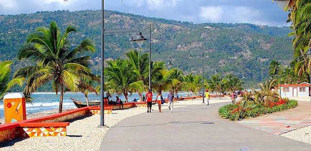 Tepi laut di Jacmel