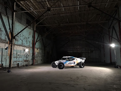 Al Jazeera Funco Motorsports F9!