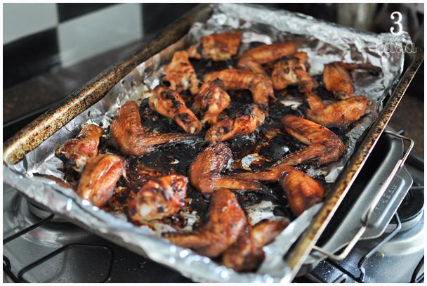 receita asinha de frango apimentada