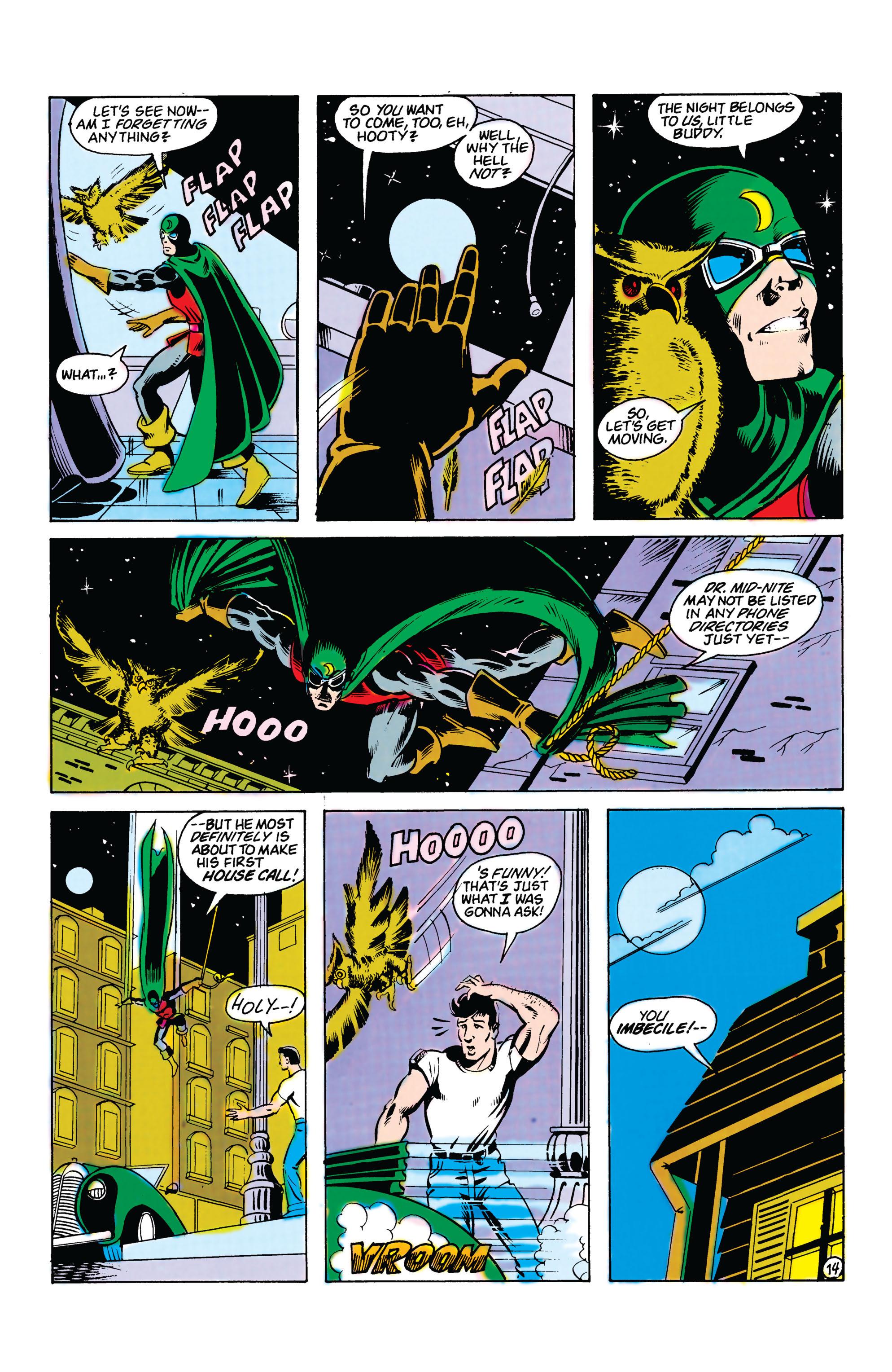 Read online Secret Origins (1986) comic -  Issue #20 - 33
