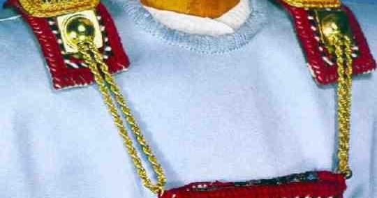Qué era el efod y el pectoral que usaban los sacerdotes de