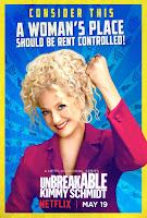Unbreakable Kimmy Schmidt Season 3 Poster Carol Kane