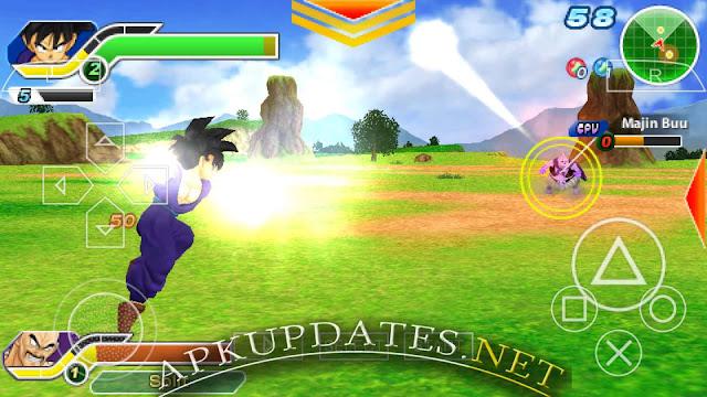 download game ppsspp dragon ball z tenkaichi cso