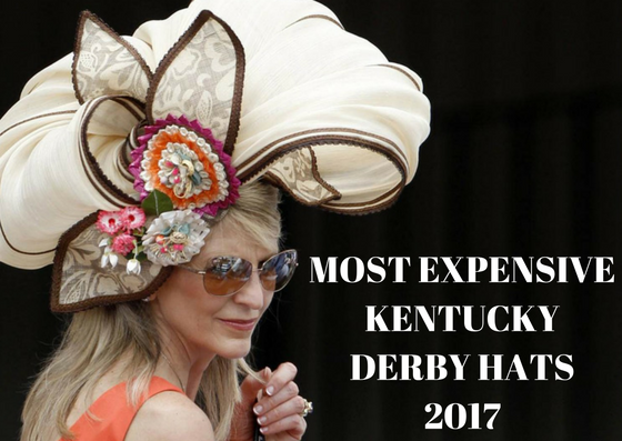 Most Expensive Derby Hats 2017