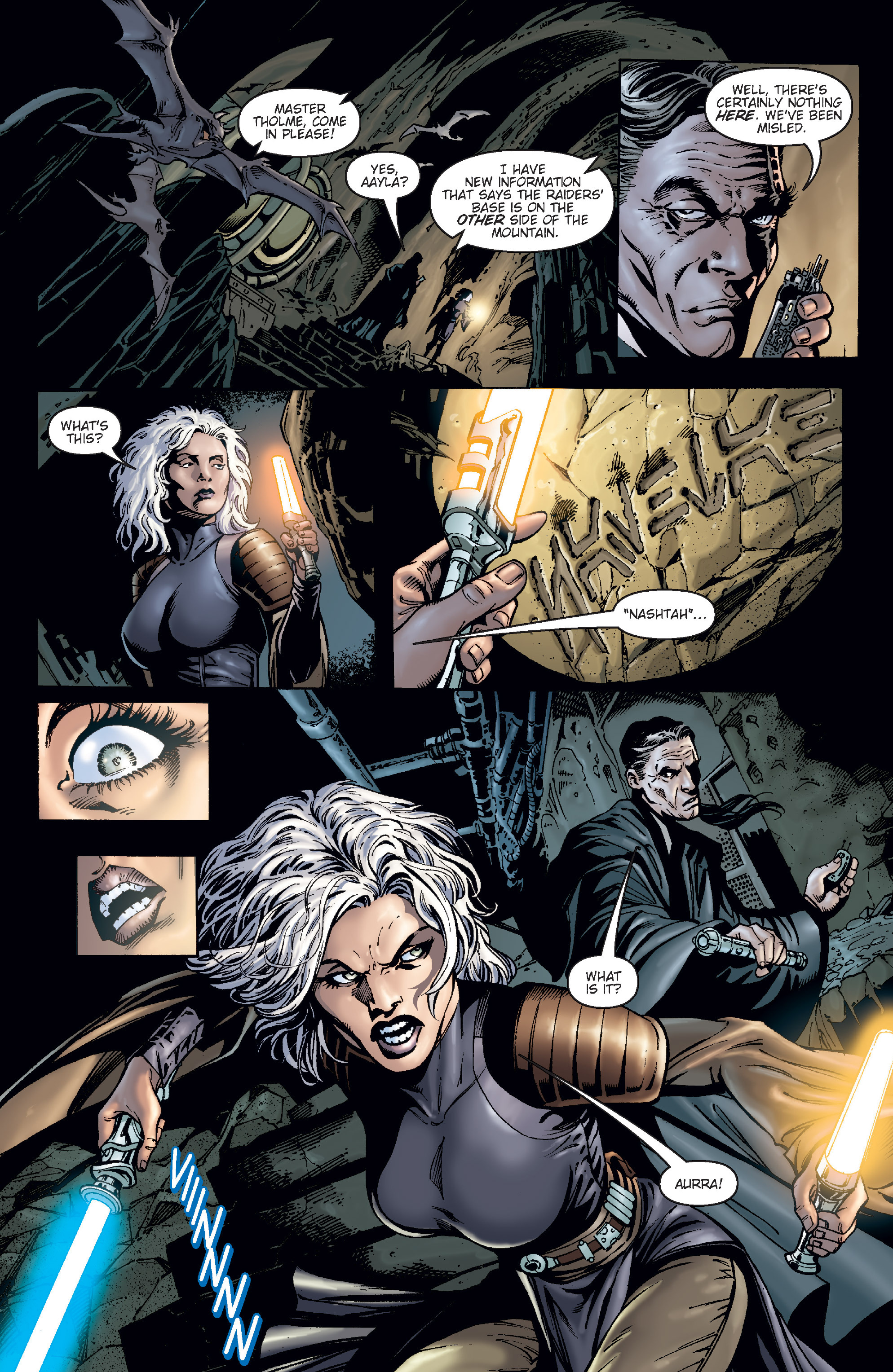 Read online Star Wars Omnibus comic -  Issue # Vol. 24 - 289