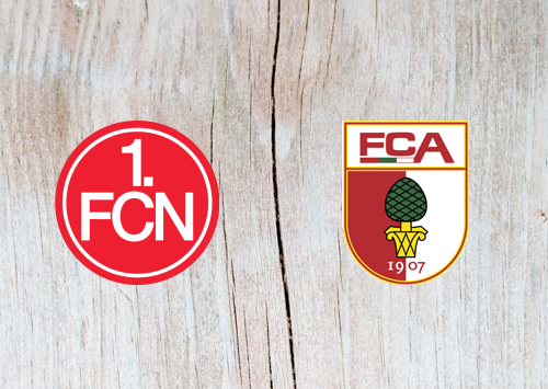 Nurnberg vs Augsburg - Highlights 30 March 2019