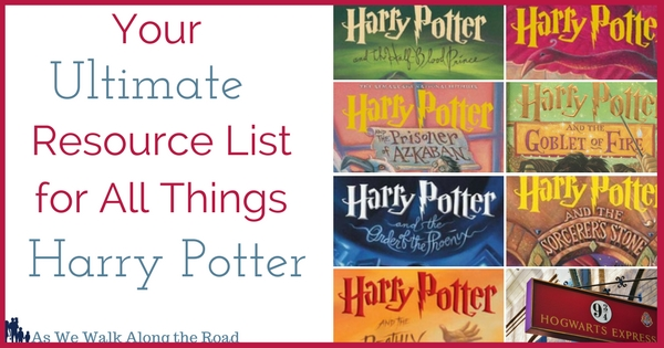 Harry Potter educational resources