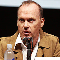 Michael Keaton photo by Gage Skidmore
