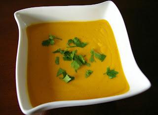 kremowa zupa soczewicowa, thai lentil soup