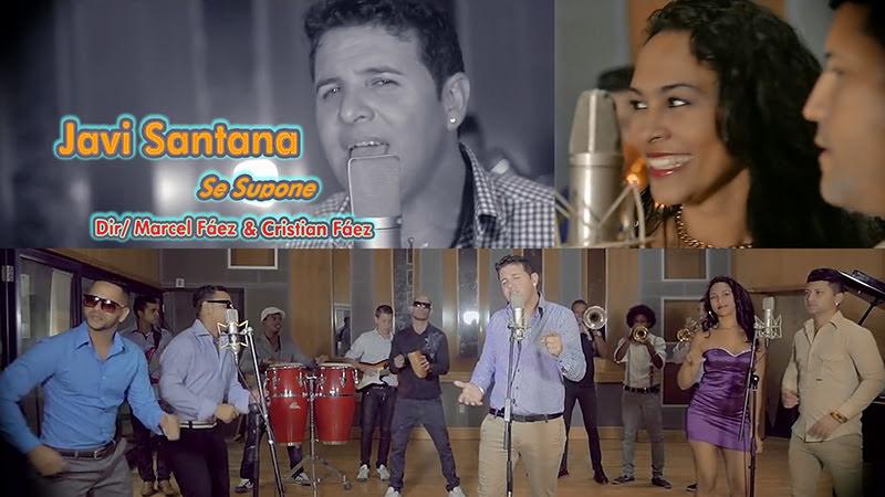 Javi Santana - Se supone - Dirección Marcel Fáez - Cristian Fáez. Portal Del Vídeo Clip Cubano