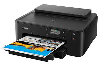 New Canon PIXMA TS705 Inkjet Printer