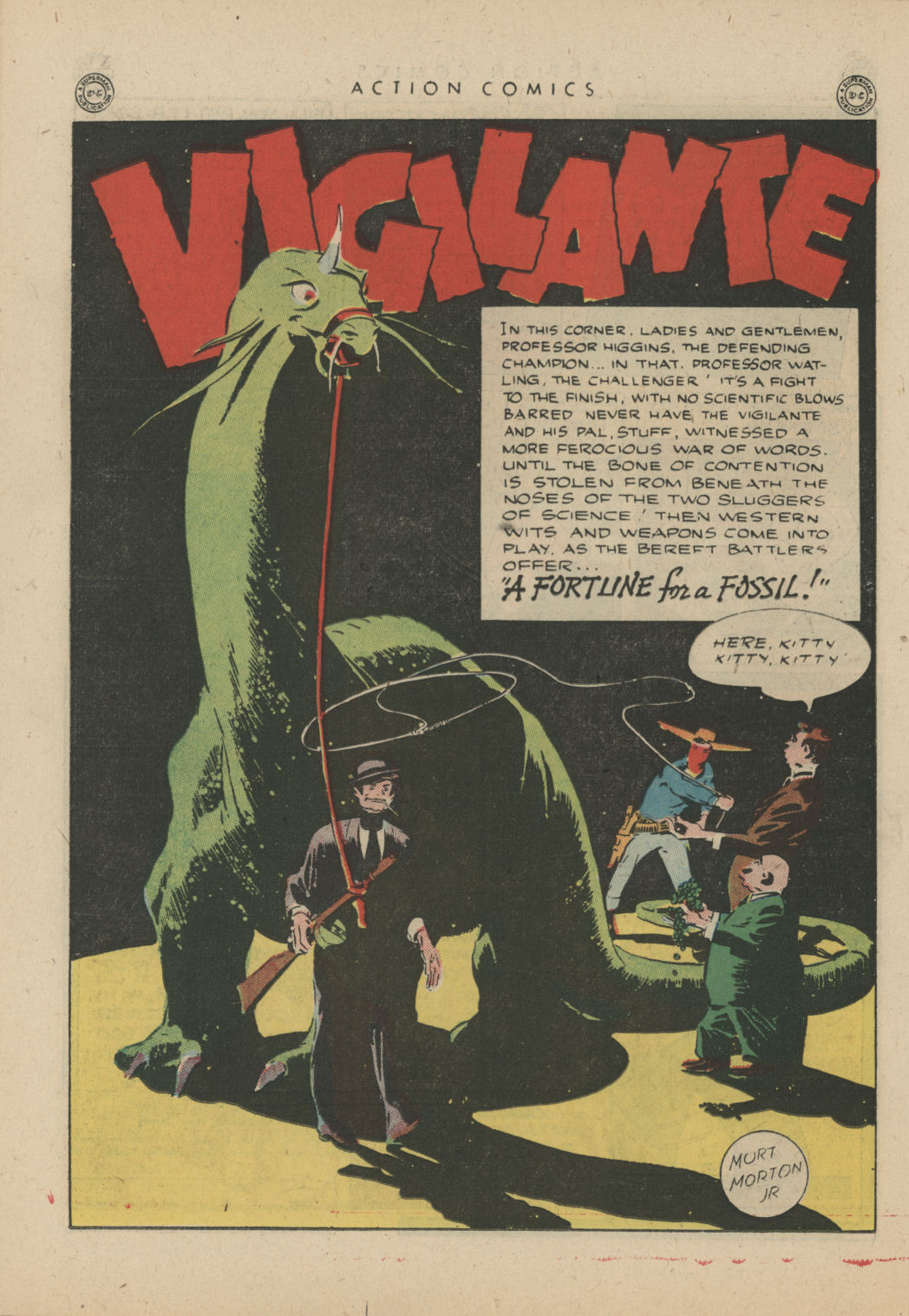 Read online Action Comics (1938) comic -  Issue #83 - 31