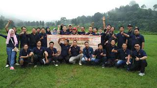 Bersama Team Jawa Tengah