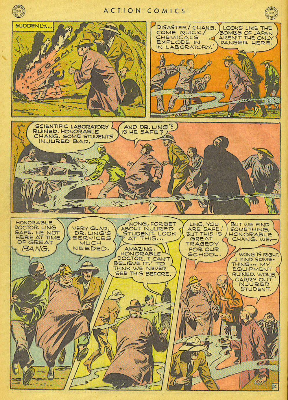 Read online Action Comics (1938) comic -  Issue #91 - 24