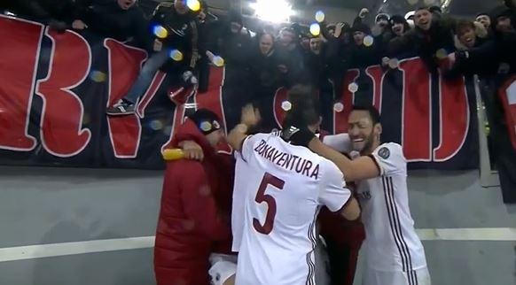 Roma Milan 0-2 le pagelle: Mentre Cutrone fa cadere la Roma, Romagnoli tiene in piedi il Milan.