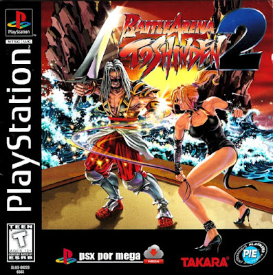 descargar battle arena toshinden 2 psx mega