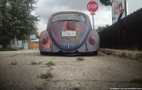 Spotted on the street: Low Bug