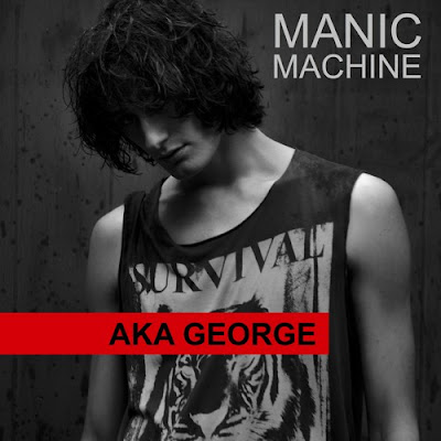 AKA George Drops New Single 'Manic Machine'