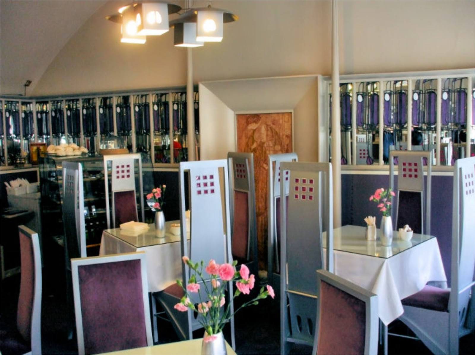 Charles Rennie Mackintosh Willow Chair Outdoor Chairs Target I Tearooms.
