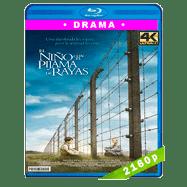 El niño con el pijama de rayas (2008) 4K UHD Audio Dual Latino-Ingles