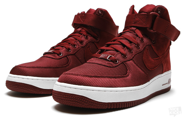 2012 Valentines Day Nike Air Force One
