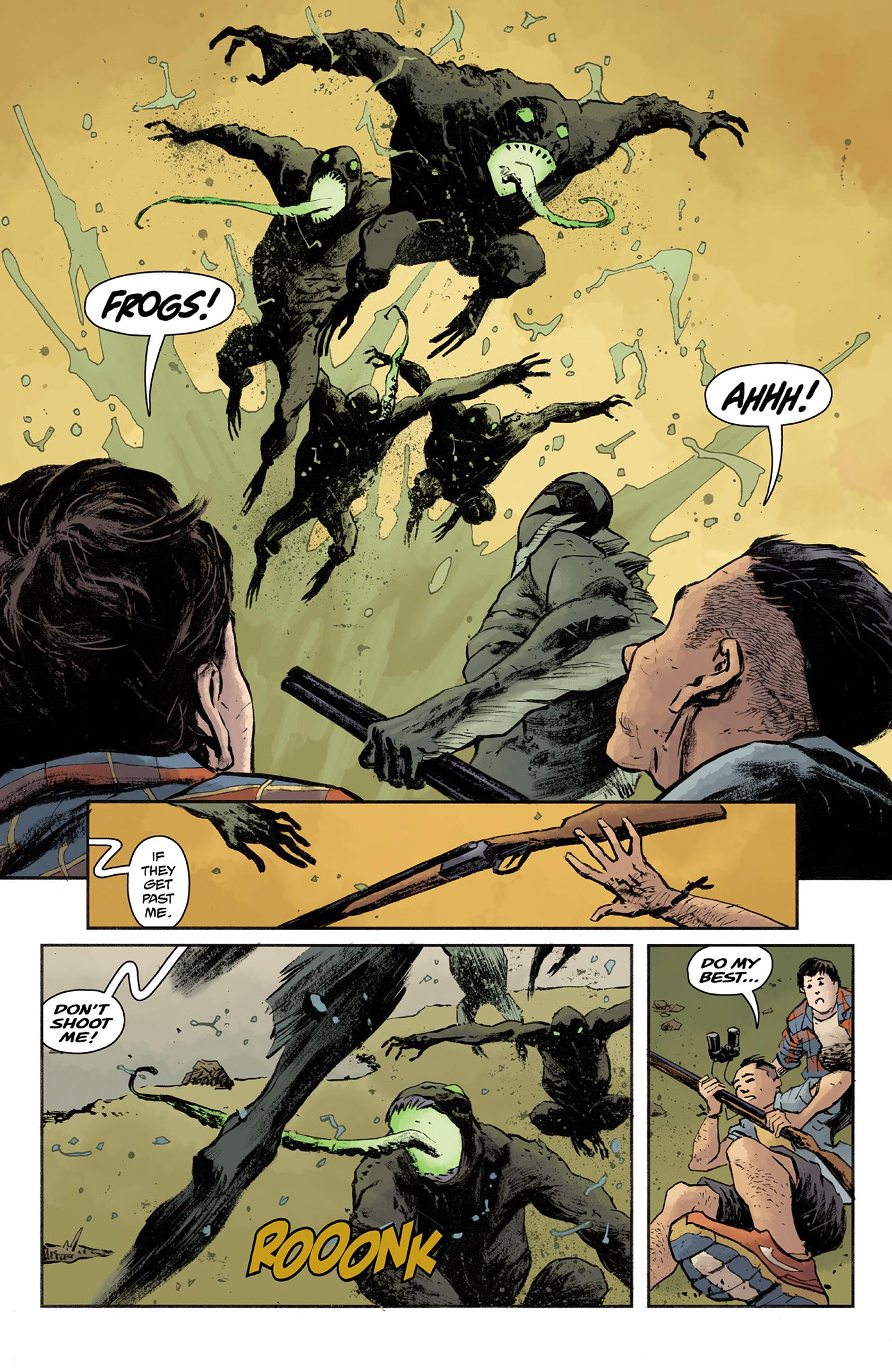 Read online Abe Sapien comic -  Issue #24 - 11