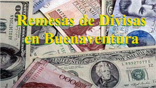 Remesas de Divisas en Buenaventura