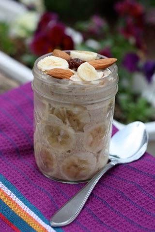 Vegan Overnight Quinoa Cereal image