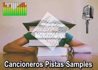 Cancioneros Pistas Samples