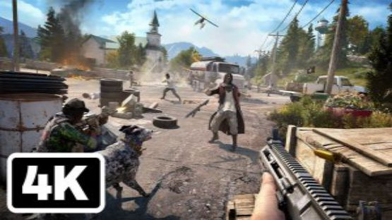 Download Far Cry 5 game for pc