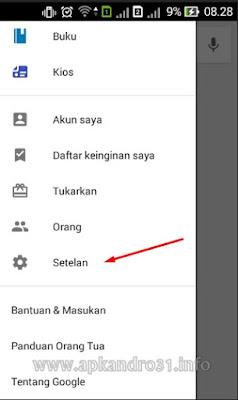 Cara Menghentikan Update Otomatis Android