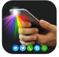 HOW TO DOWNLOAD COLOR FLASH LIGHT APP