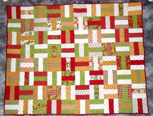 Off the Rails quilt pattern