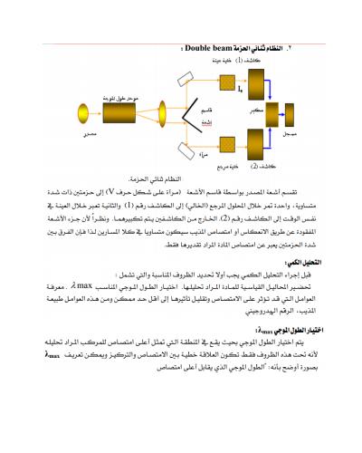 جهاز سبكتروفوتوميتر pdf