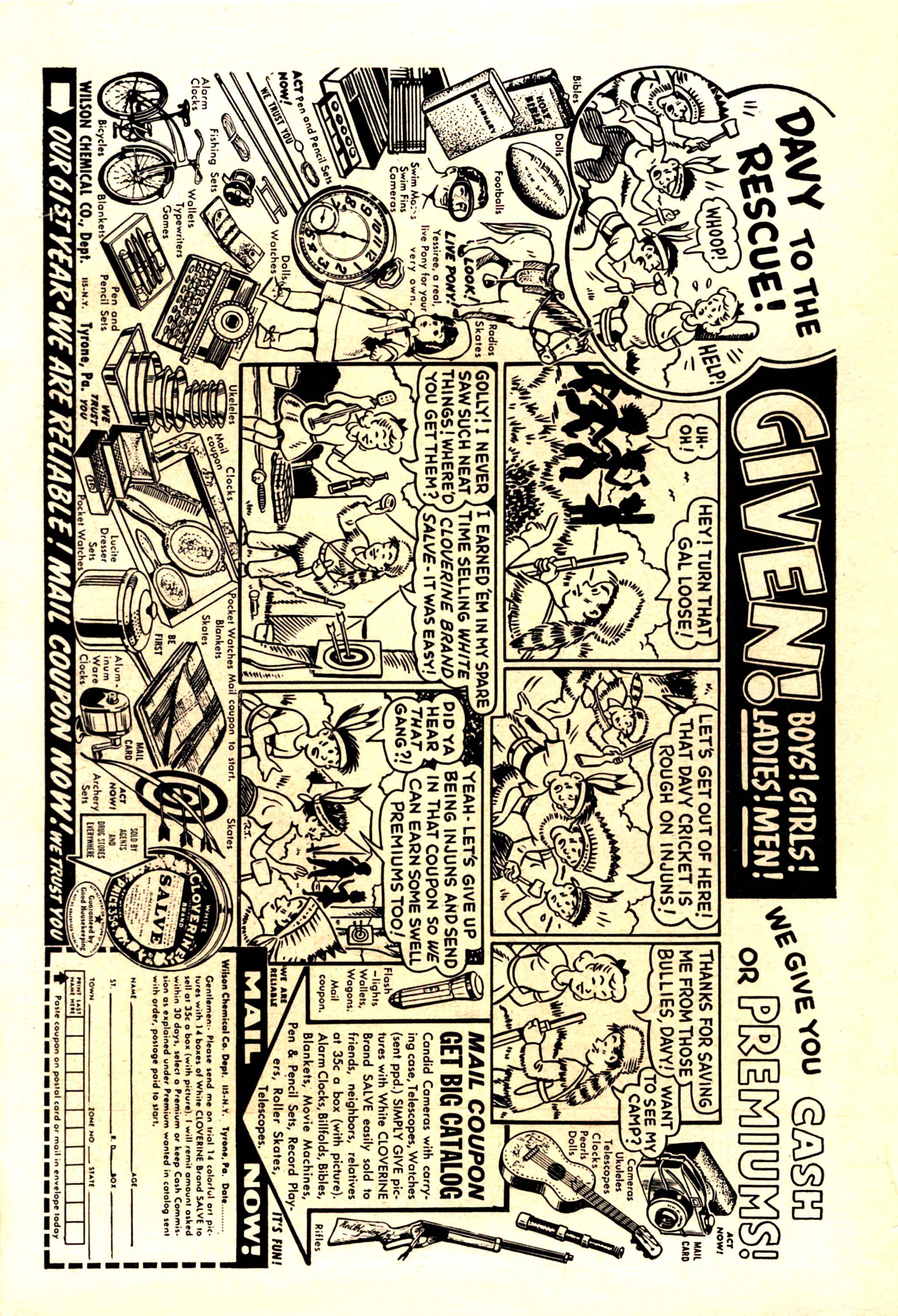 Strange Adventures (1950) issue 66 - Page 2