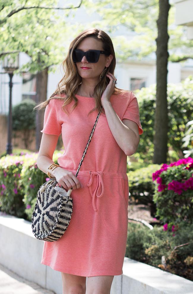 Terry Dress #summerdress #casualdress