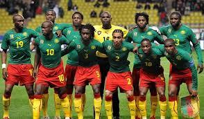 فوز منتخب الكاميرون على المنتخب المصري