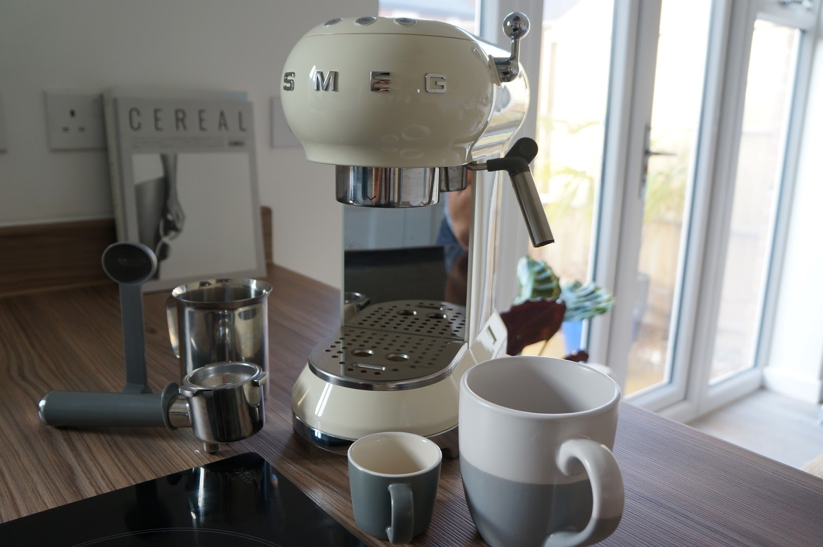 Smeg - Coffee Machine