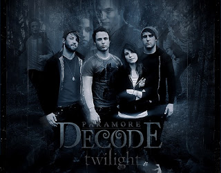 Decode Paramore Twilight Film