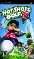 Hot Shots Golf Open Tee