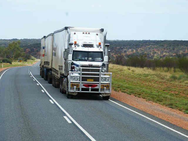 Blindagem elétrica para caminhões