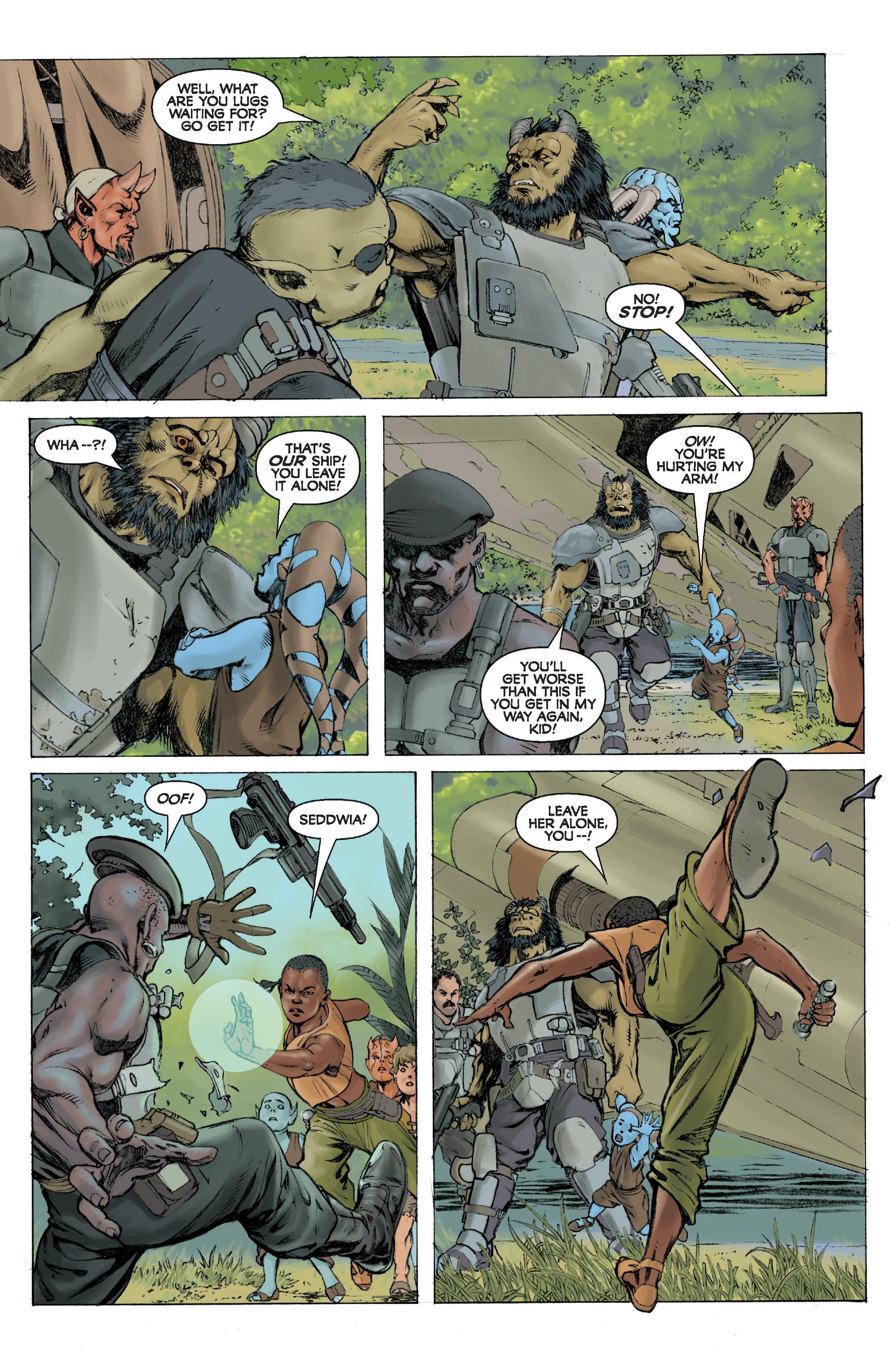 Read online Star Wars Omnibus comic -  Issue # Vol. 31 - 243