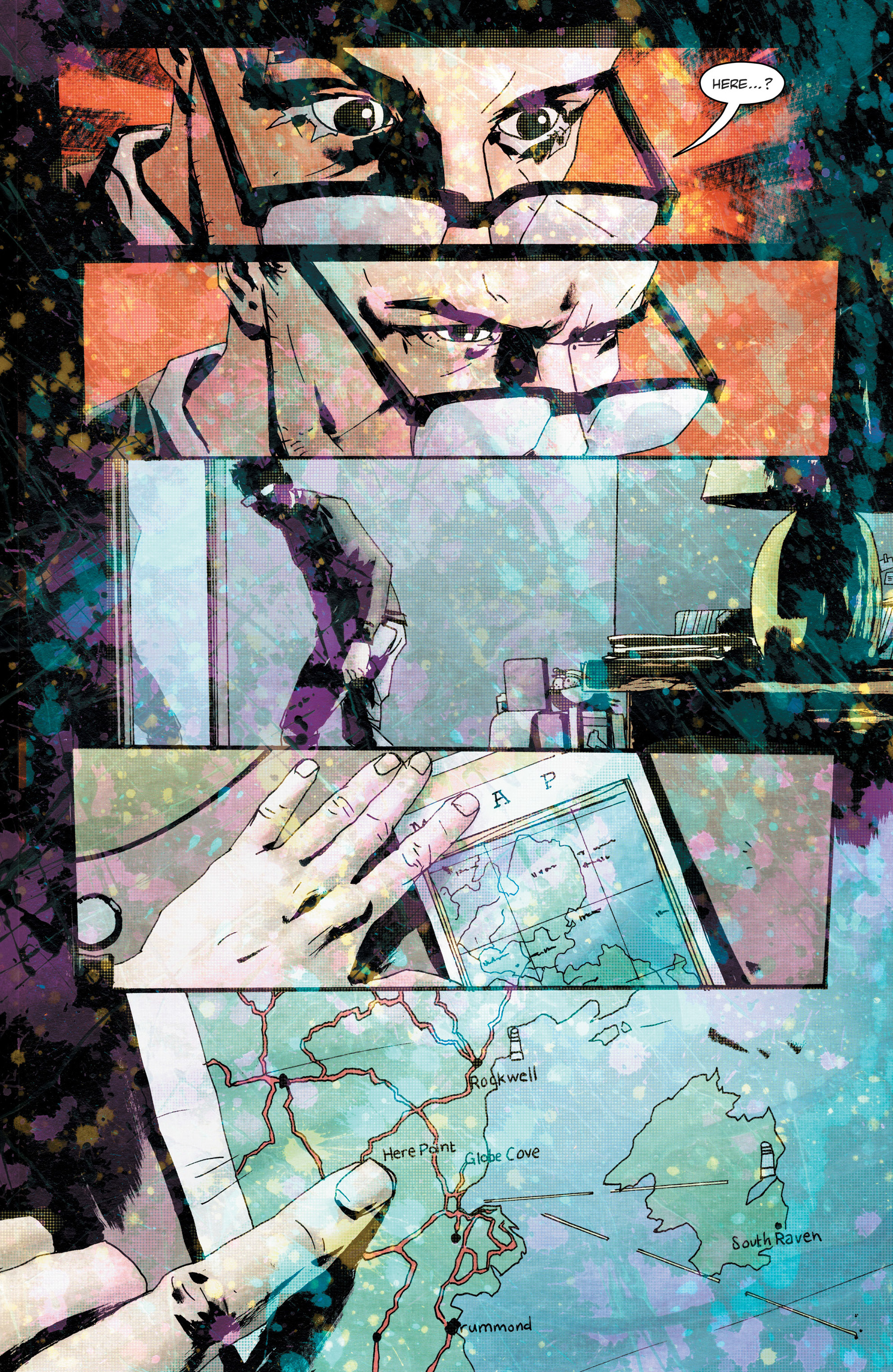 Read online Wytches comic -  Issue #3 - 24