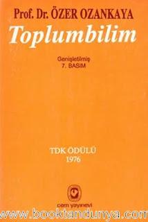 Özer Ozankaya – Toplumbilim