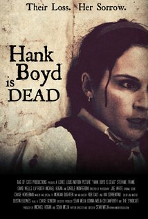 Sean Melia. Director of Hank Boyd Is Dead
