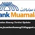 Jawatan Kosong Bank Muamalat Malaysia Bhd 07 Februari 2017