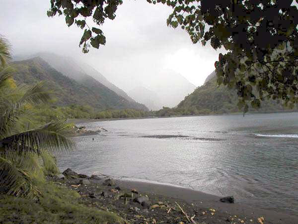 Tahiti (Society Islands, French Polynesia) ~ Path Rarely ...