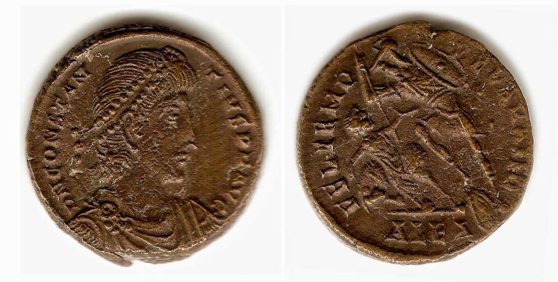 Moneda romana y mancipatio en Derecho romano